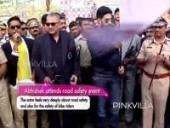 abhishek-attends-road-safety-event