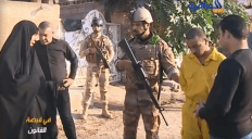 An Iraqi reality show forces ISIS terrorists to meet their victims.