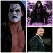 The Undertaker, Triple H in Race to Clash with Sting in WrestleMania 31