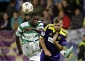 William Carvalho Sporting Lisbon Zeljko Filipovic Maribor