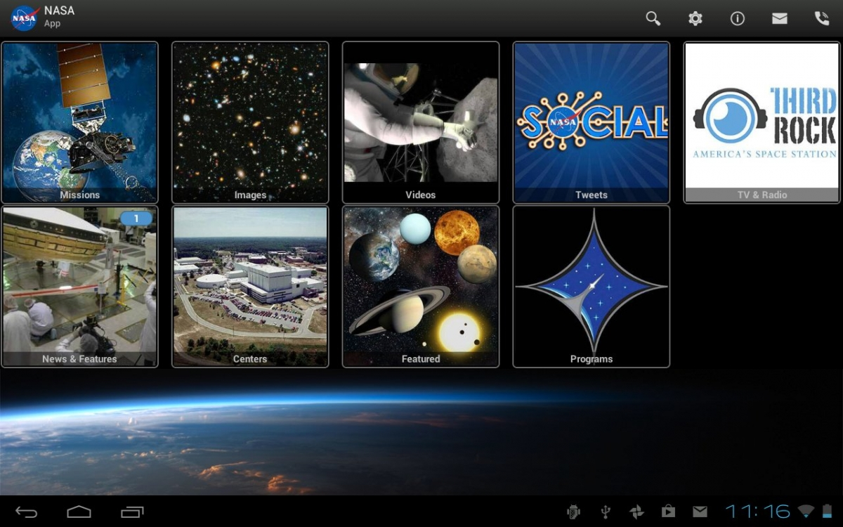 New NASA App will Give More Information on International ...