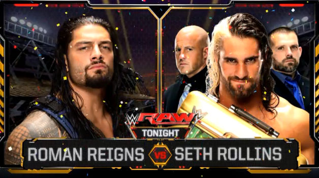 Match Wwe Raw Wwe Raw Match Results