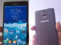 Samsung Galaxy Note 4 Design