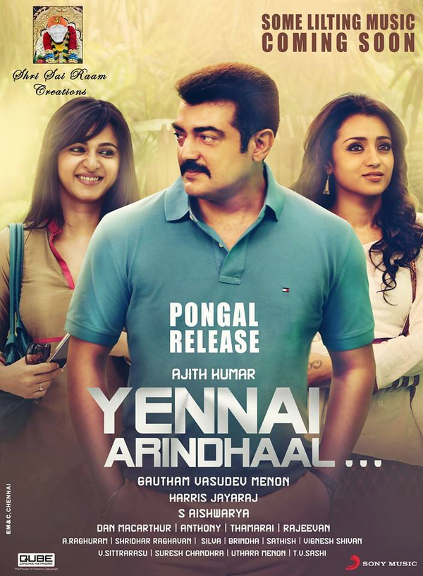 Ajiths Yennai Arindhaal Reviewed by Nandini Karky