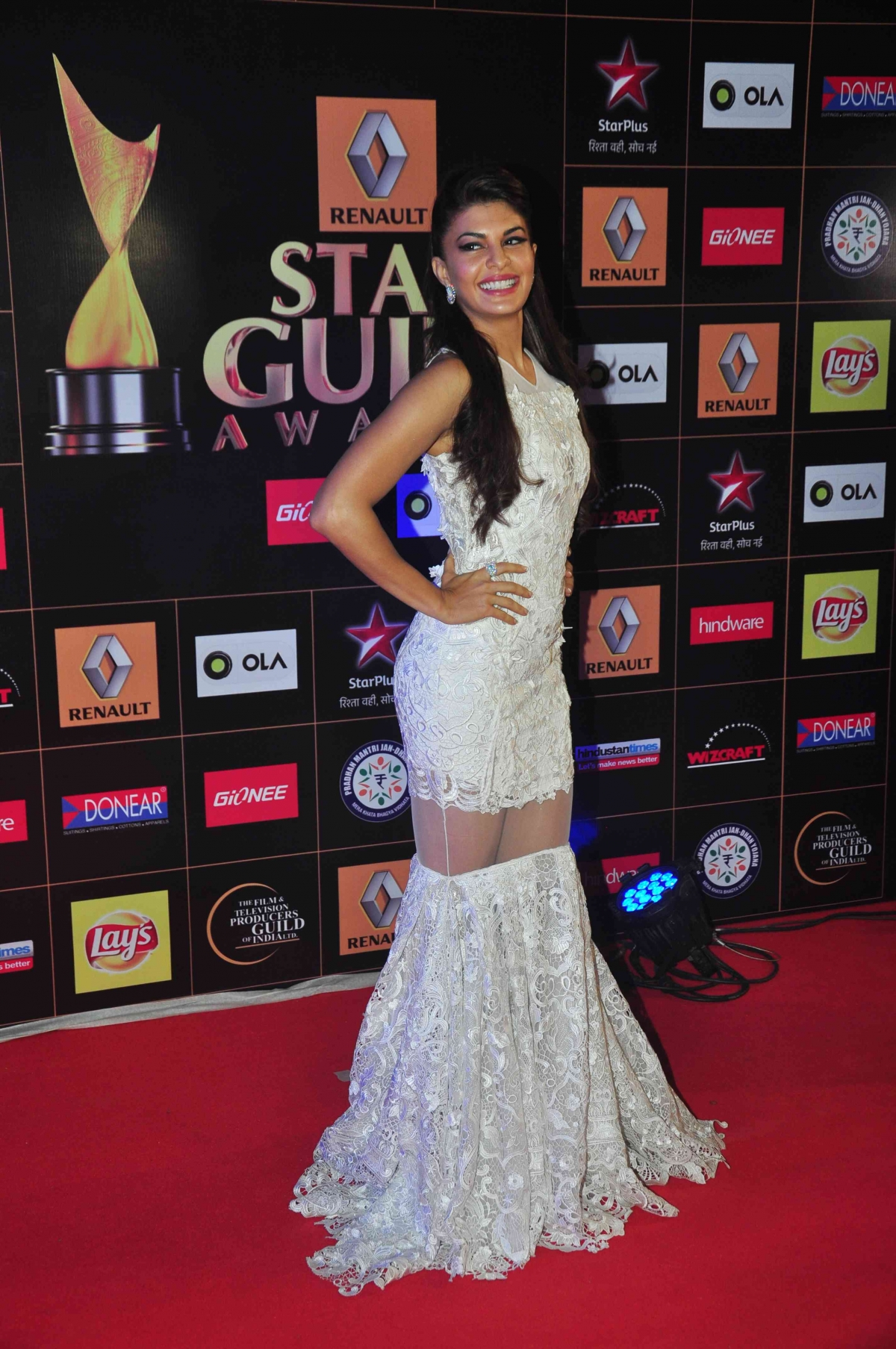 Star Guild Awards 2015: Celebs Sizzle on Red Carpet [PHOTOS]