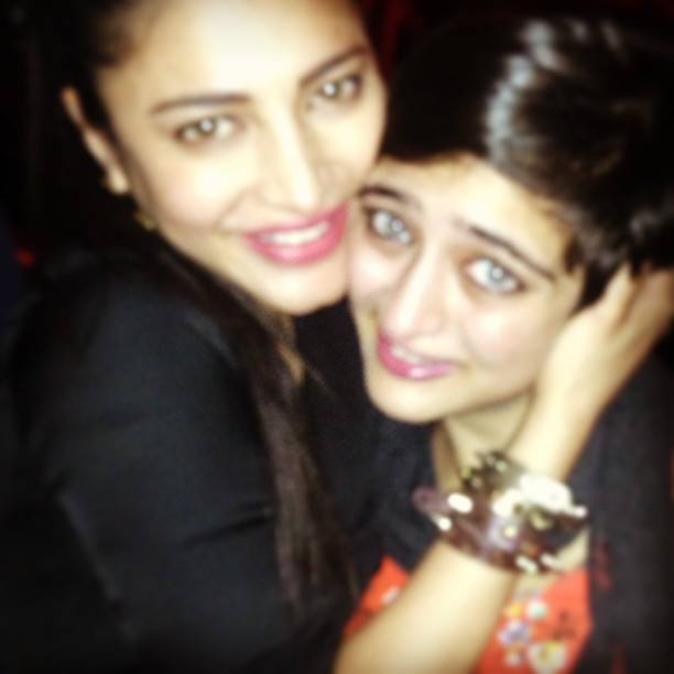 'Shamitabh': Shruti Haasan Excited about Sister Akshara's ...