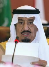 Saudi King Salman bin Abdulaziz al-Saud