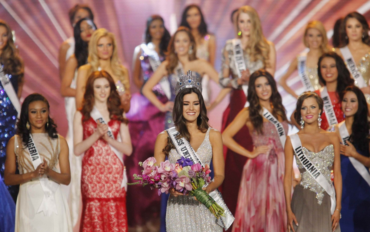 miss universe winners list pictures images miss universe winners list pictures