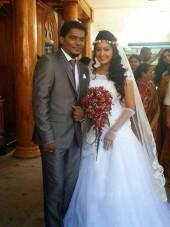 Mithra Kurian wedding