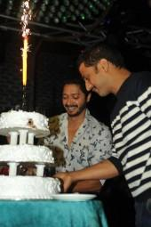 Shreyas Talpade birthday bash