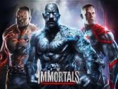 Immortals- Free to Play Android/ iOS game with real WWE Superstars