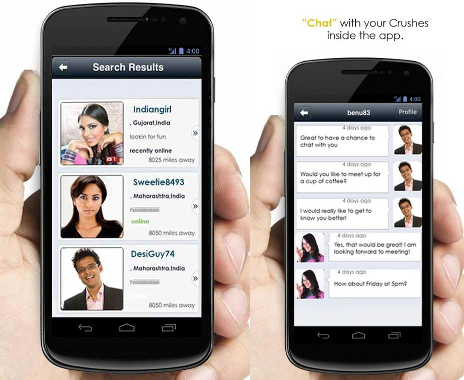 Cool dating apps for android