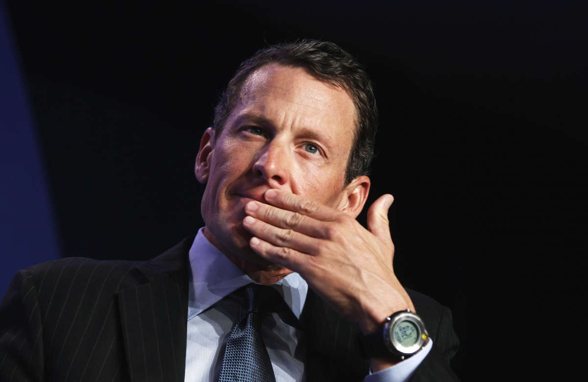 Lance Armstrong Allowed Girlfriend To Take Blame After