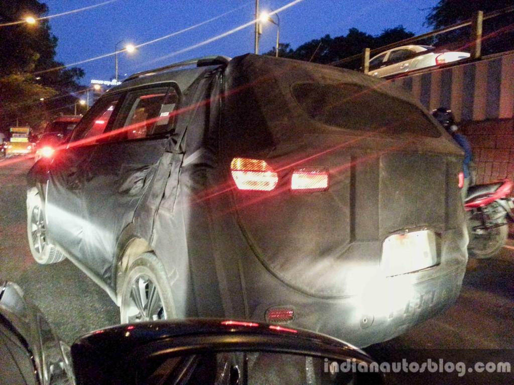 Home car hyundai spied hyundai ix25 compact suv interior - Hyundai Ix25 Compact Suv Spied Testing Once Again Launch Price Feature Details Photos