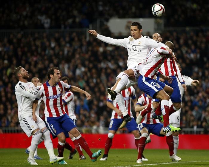 Real Madrid Vs Atletico Madrid: Watch Madrid Derby Online: Atletico Madrid Vs Real Madrid