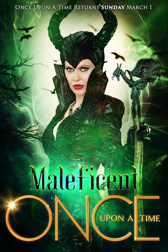 Once upon a time season 4 wicked witch