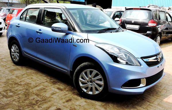 AutoTech Maruti Suzuki Swift Dzire Facelift to Launch on 25