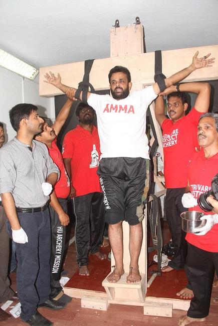 Jayalalithaa's supporter Shihan Hussaini