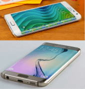 Samsung Galaxy S6 Edge Vs Samsung Galaxy Note Edge; The Curves At Its Best
