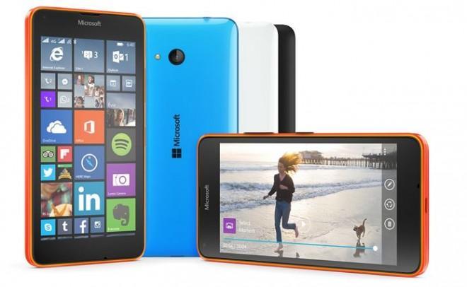 MWC 2015: Microsoft Launches Mid-range 4G-LTE Smartphones ...