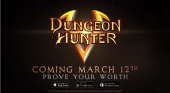 Dungeon Hunter 5 coming to your Android, Windows and iOS Device on 12th March
