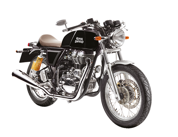 royal enfield continental gt gets new colour shade in india. Black Bedroom Furniture Sets. Home Design Ideas