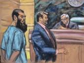 A Pakistani man who had been charged of conspiracy to bomb various targets in Europe as well as the United States was convicted on Wednesday.
