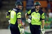 John Mooney Kevin O'Brien Ireland ICC Cricket World Cup 2015