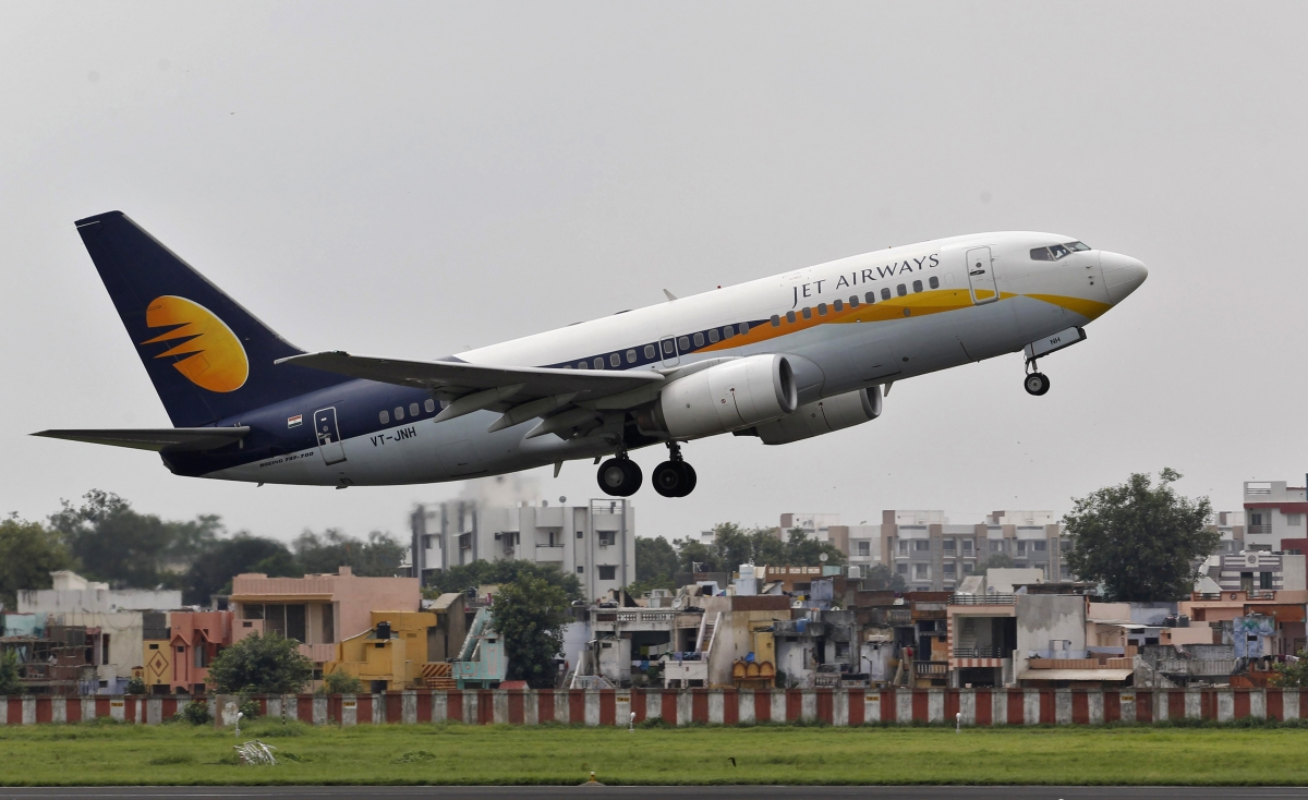 Jet Airways Pilot 39Incapacitated39 On BangkokDelhi Flight