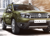 New generation Duster