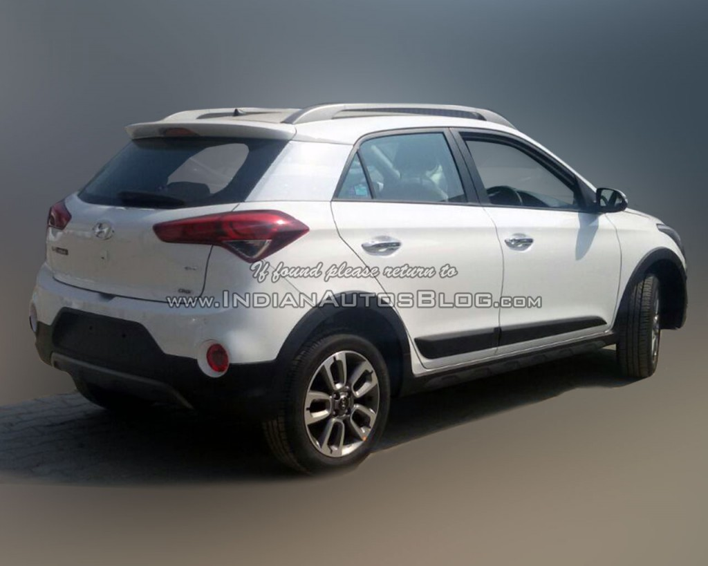 hyundai i20 active reaches dealerships set to rock market all you need to know photos. Black Bedroom Furniture Sets. Home Design Ideas