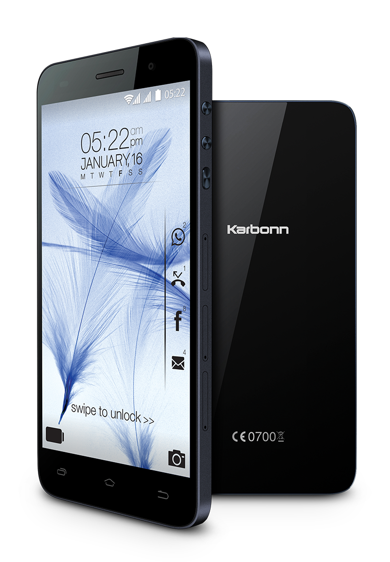 Phone New Karbonn Android Phone karbonn titanium mach two ultralight android smartphone launched price specifications