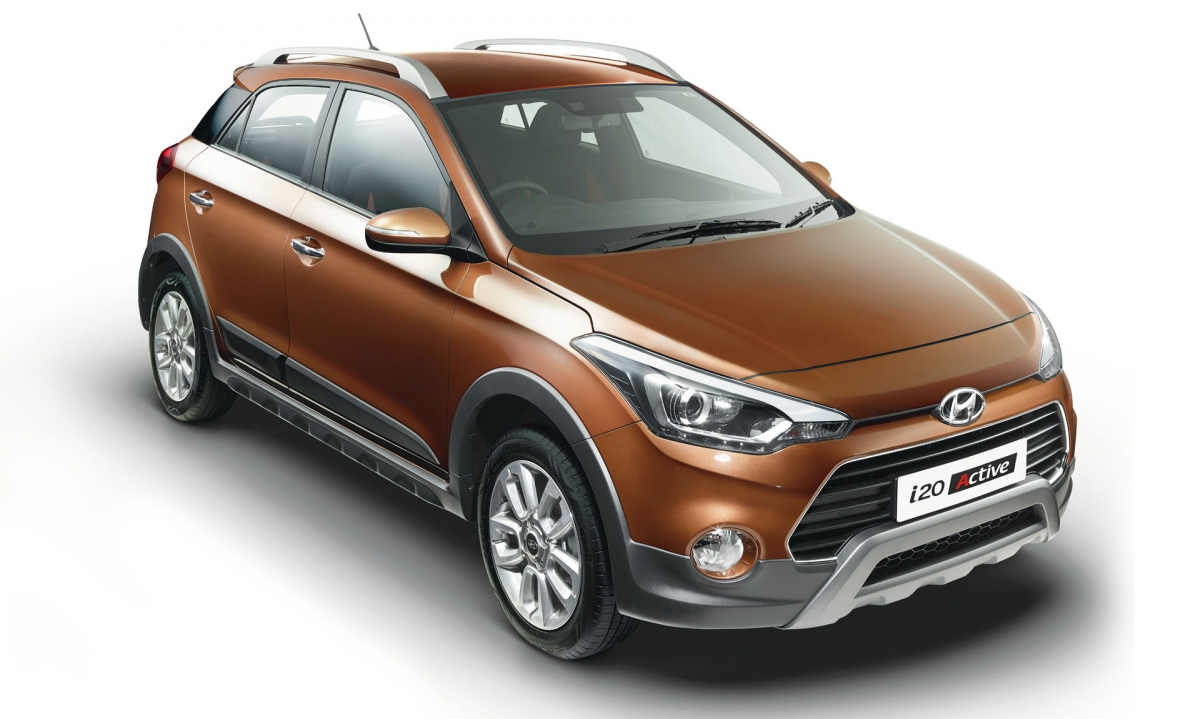 hyundai i20 active goes official in india price feature mileage and more photos. Black Bedroom Furniture Sets. Home Design Ideas