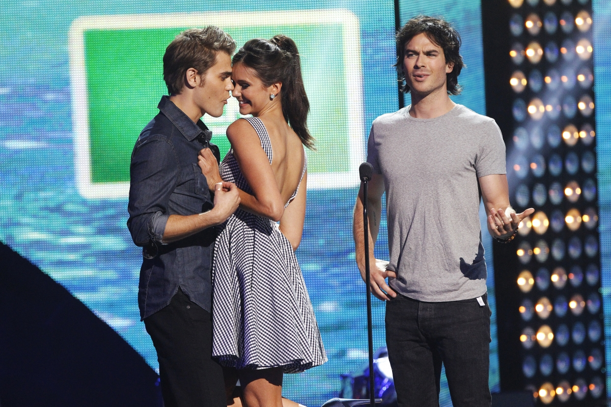 nina dobrev dating ian somerhalder friend But 'vampire diaries' star nina dobrev is dating someone — and he and more stars who dated their friend's ex but for nina dobrev and ian somerhalder.