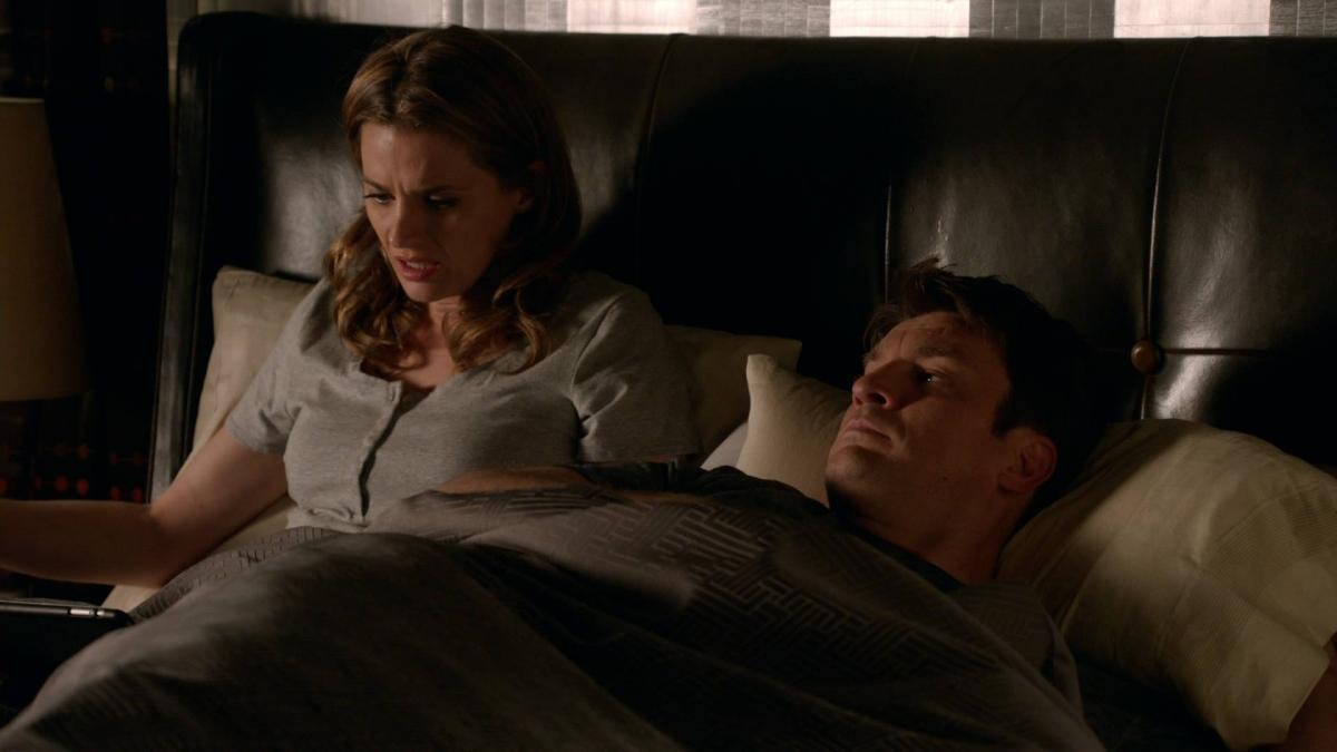 'Castle': Nathan Fillion to Live Tweet Season 7 Finale ...