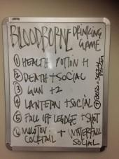 Bloodborne Drinking Game rules -- As scripted down by Mrs. Klepek