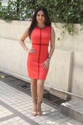 'Ek Paheli Leela': Sunny Leone Looks Glamorous at Film Promotion
