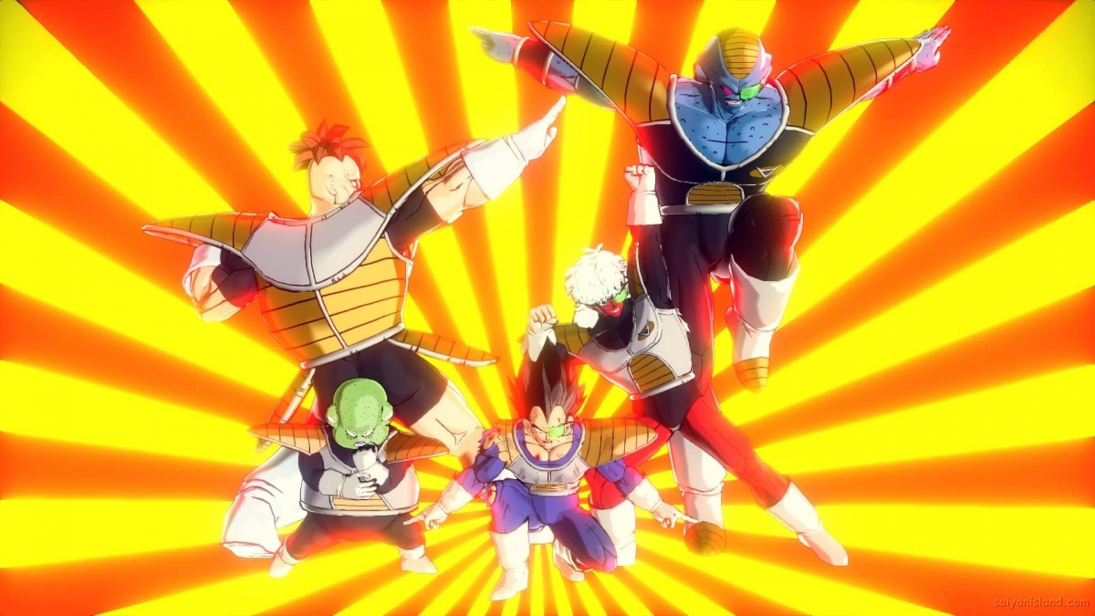 Dragon Ball Xenoverse DLC Pack