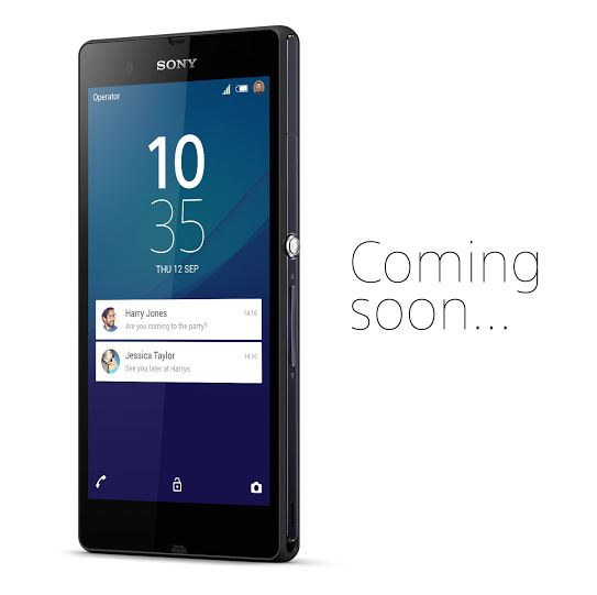 xperia z teased with android 5 0 lollipop 39 s lock screen notification feature update release. Black Bedroom Furniture Sets. Home Design Ideas