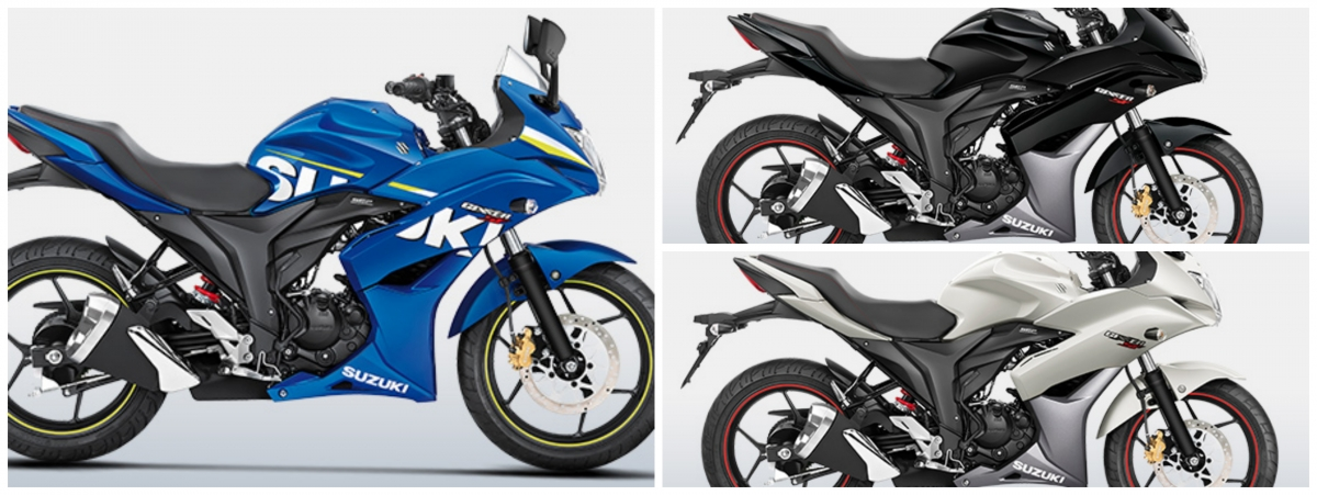 suzuki gixxer sf full specifications on road price. Black Bedroom Furniture Sets. Home Design Ideas