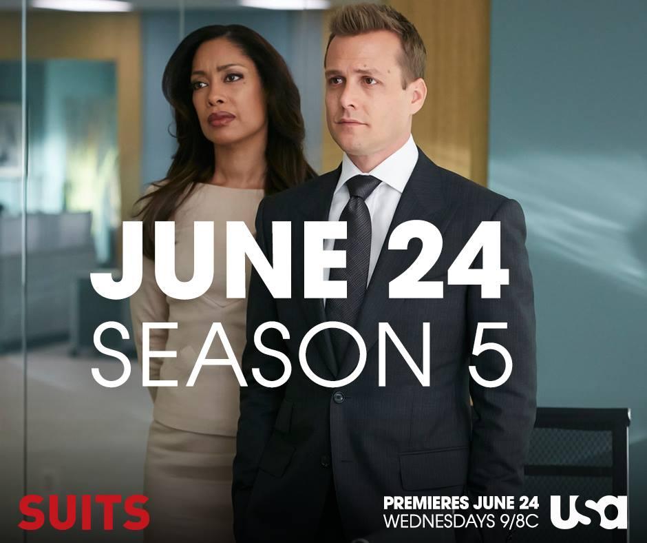Suits Staffel 5 Folge 1