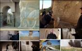 `Isis video shows militants destroying the ancient city of Nimrud in Iraq.