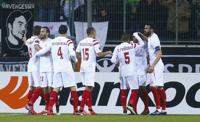 Watch Europa League Quarter-Final Live: Sevilla vs Zenit ...