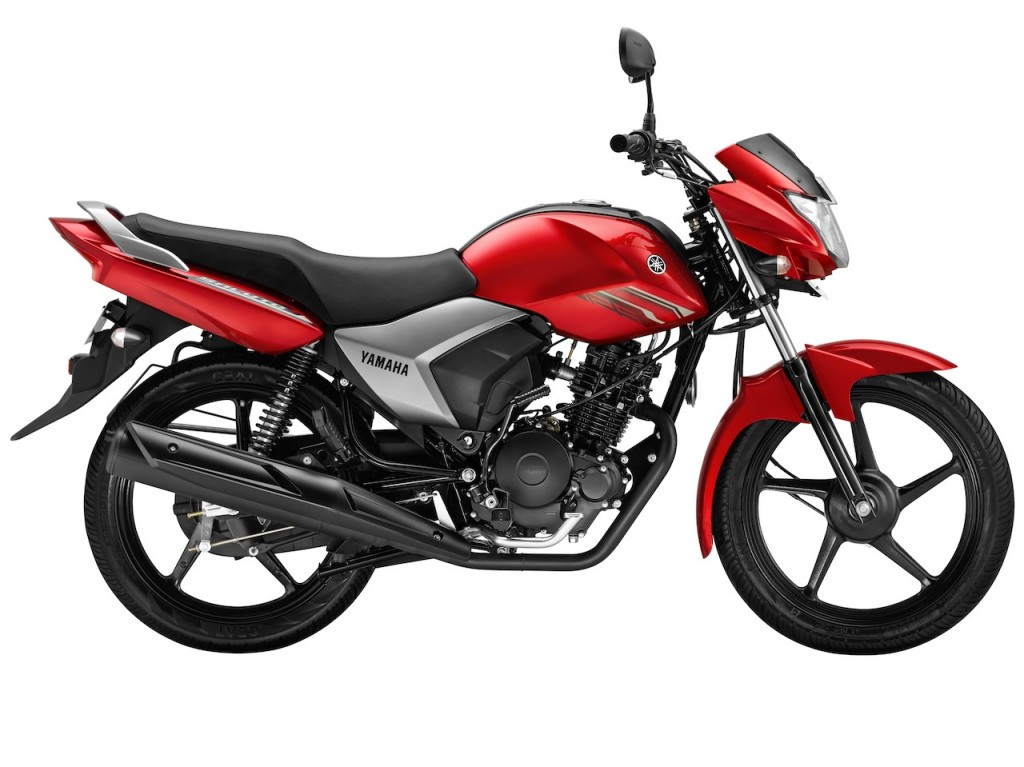yamaha saluto 125cc commuter bike launched in india price features. Black Bedroom Furniture Sets. Home Design Ideas