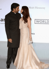 Rare Picture of Aishwarya Rai and Abhishek Bachchan