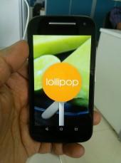 Moto E (2nd Gen) 4G Smartphone