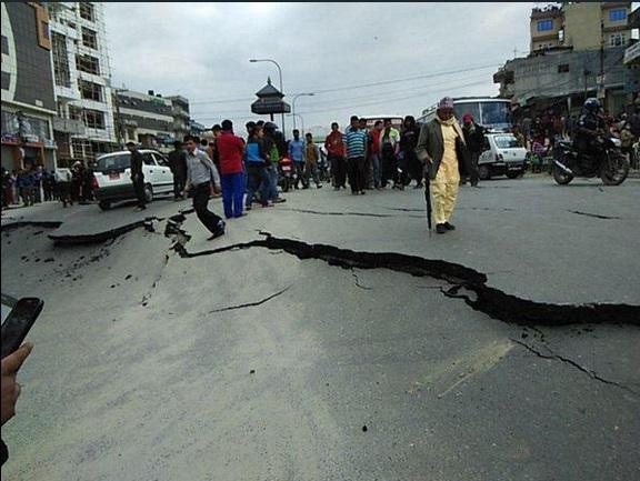 Real Nepal Earthquake Nepal Earthquake 3700 Dead