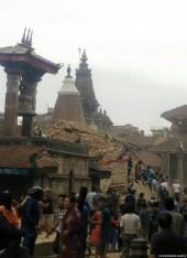 Earthquake Victims in Nepal
