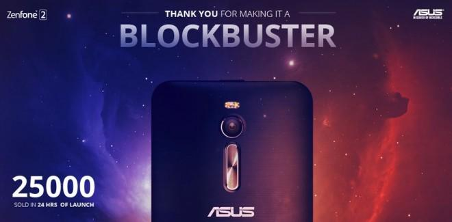 Asus Zenfone 2 Series Sold Out in India; Second Batch to Hit Stores in Mid-May