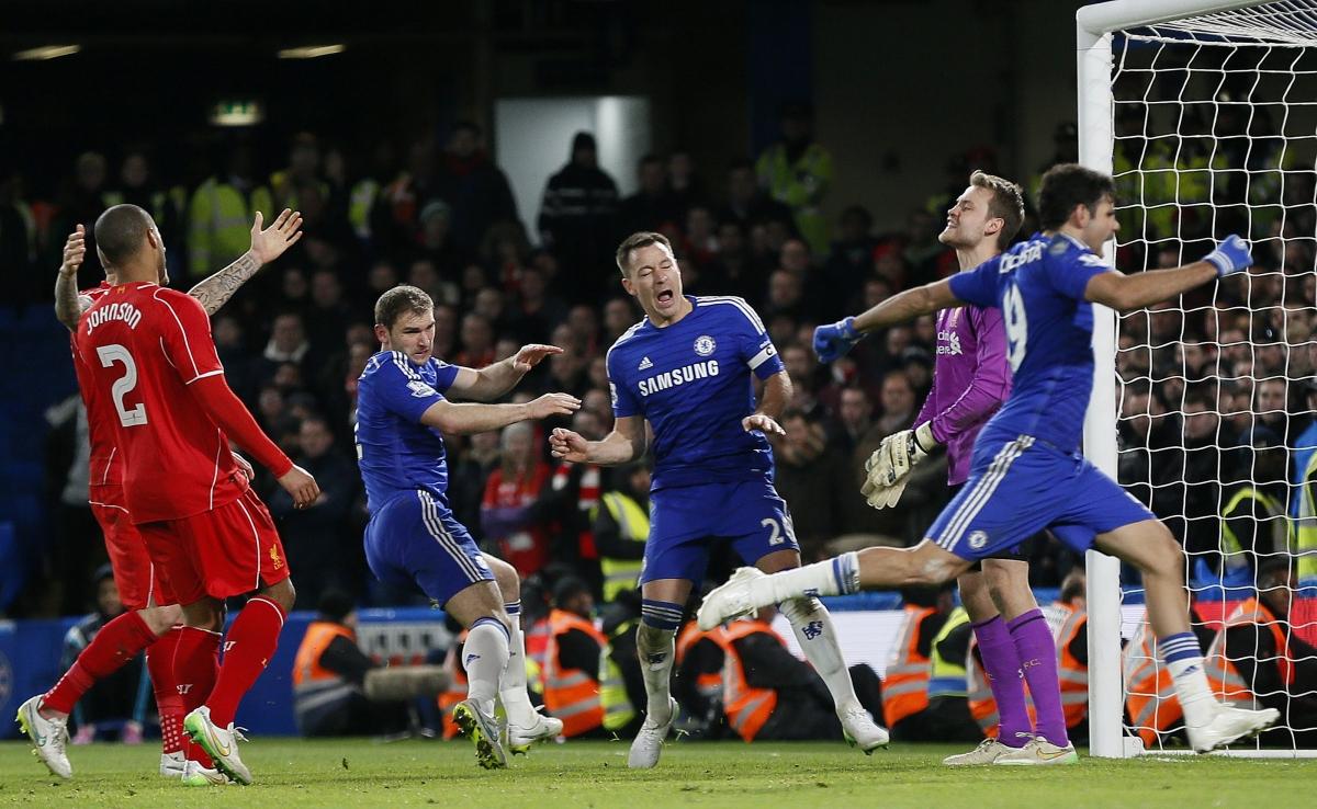 Chelsea Vs Liverpool 2014: Chelsea Vs Liverpool Live Streaming & TV Information